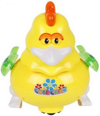 Интерактивная игрушка Наша Игрушка Цыпленок от 3 лет игрушка