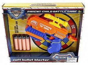 Игровой набор Наша Игрушка Пистолет игровой набор наша игрушка спецназ