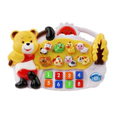 Пианино Наша Игрушка T364-D3436 игрушка