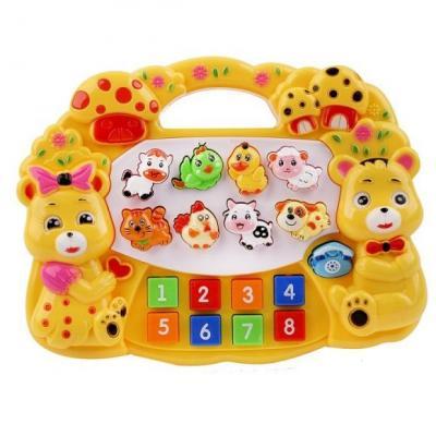 Пианино Наша Игрушка T364-D3437 игрушка
