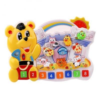 Пианино Наша Игрушка T364-D3439 игрушка