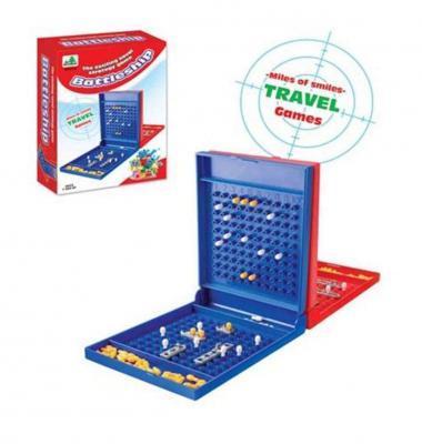 Купить Настольная игра Наша Игрушка Морской бой Морской бой, 15 X 4 X 20 см