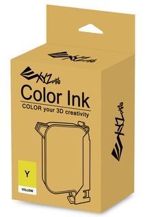 Фото - Струйный катридж для Da Vinci Color 40ml жёлтый струйный катридж для da vinci color 40ml жёлтый