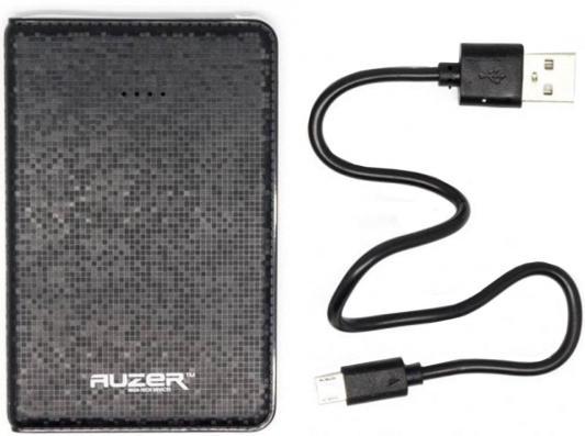 Внешний аккумулятор AUZER AP3000B Black аккумулятор внешний auzer b 3000 mah