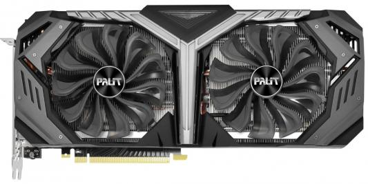 Видеокарта Palit nVidia GeForce RTX 2070 GameRock PCI-E 8192Mb GDDR6 256 Bit Retail (NE62070U20P2-1061G) pci e to