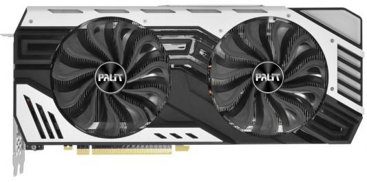 Видеокарта Palit nVidia GeForce RTX 2070 JetStream PCI-E 8192Mb GDDR6 256 Bit Retail (NE62070020P2-1061J)
