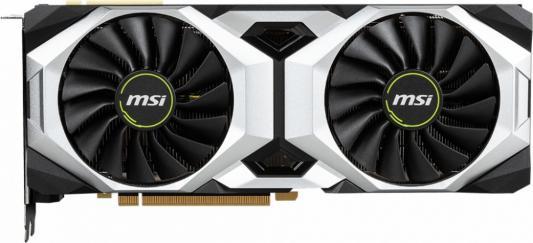 Видеокарта MSI nVidia GeForce RTX 2080 VENTUS PCI-E 8192Mb GDDR6 256 Bit Retail pci e to