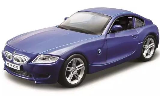 Автомобиль Bburago BMW 1:32 фиолетовый автомобиль bburago bmw 3 series touring 1 24 белый 18 22116