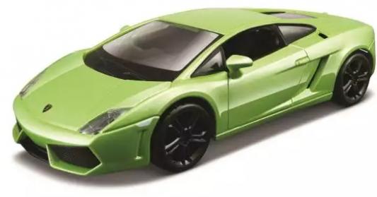Купить Автомобиль Bburago Lamborghini 1:32 салатовый, Детские модели машинок