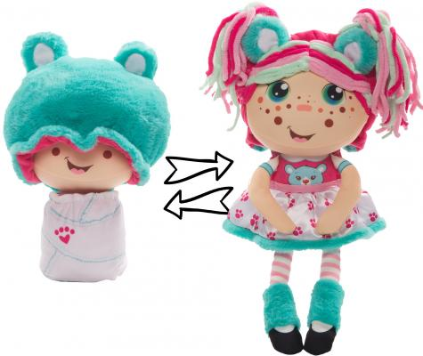 Мягкая игрушка Девчушка-вывернушка Надюшка 2в1 23-38 см мягкая игрушка девчушка вывернушка ксюшка 2в1 23 38 см