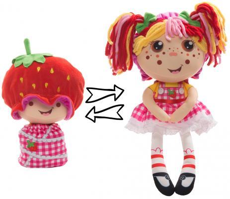 Мягкая игрушка Девчушка-вывернушка Ксюшка 2в1 23-38 см мягкая игрушка девчушка вывернушка ксюшка 2в1 23 38 см