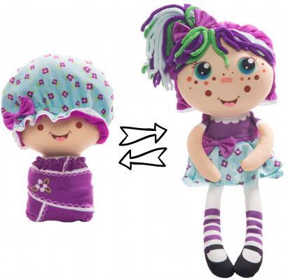 Мягкая игрушка Девчушка-вывернушка Варюшка 2в1 23-38 см мягкая игрушка девчушка вывернушка ксюшка 2в1 23 38 см