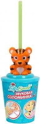 Звуковая соломинка SIP AND SOUND Тигр 16003-3