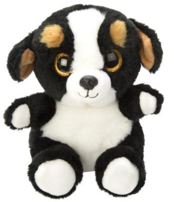 Мягкая игрушка щенок Fluffy Family Крошка Щенок искусственный мех наполнитель 15 см