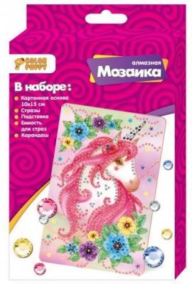 Мозаика алмазная Color Puppy Единорог