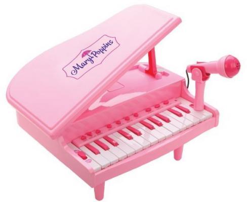 Синтезатор Mary Poppins Волшебный рояль игрушечная бытовая техника mary poppins умный дом