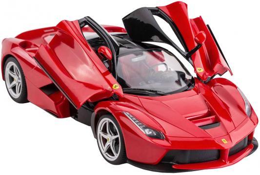 Машина RASTAR Ferrari LaFerrar красный от 6 лет пластик, металл машина детская rastar rastar радиоуправляемые машинки ferrari california 1 12 в ассортименте