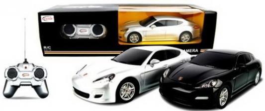 Машинка на радиоуправлении RASTAR Porsche Panamera от 6 лет цвет в ассортименте электромобиль river auto porsche panamera а 444 аа кожа