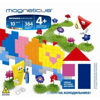 Купить Мозайка Magneticus Гусеница 384 элемента, Мозаика