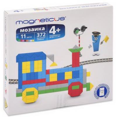 Купить Мозайка Magneticus Поезд 272 элемента, Мозаика