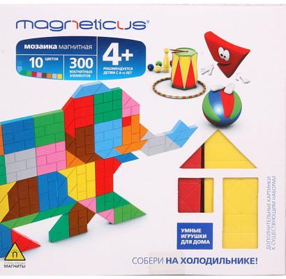 Купить Мозайка Magneticus Слон 300 элементов, Мозаика