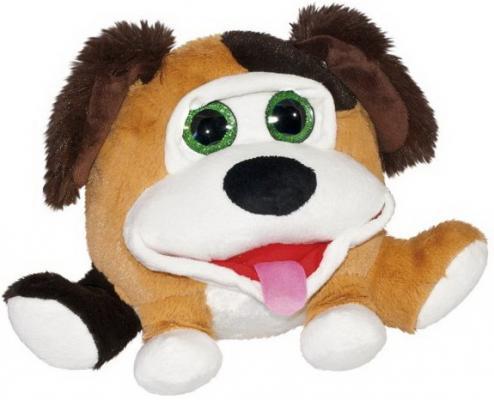 Мягкая игрушка собака Фэнси Собачка Мимики мягкая игрушка собака фэнси глазастик собачка искусственный мех серый белый sbb0 s