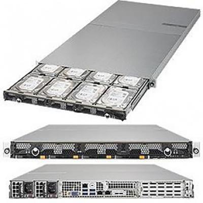 лучшая цена Серверная платформа 1U SAS/SATA SSG-6019P-ACR12L SUPERMICRO