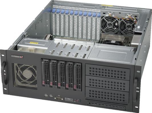 Серверная платформа 4U SATA SYS-6048R-TXR SUPERMICRO