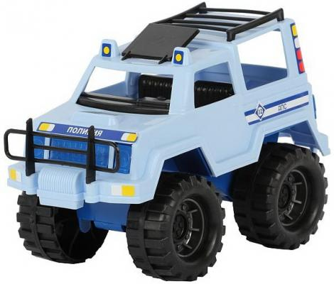 Полицейская машина Совтехстром У864 разноцветный