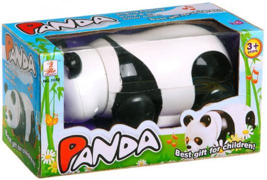 Купить Интерактивная игрушка Наша Игрушка Панда от 3 лет бело-черный, н/д, унисекс, Игрушки со звуком