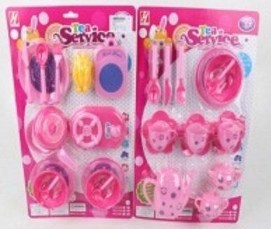 Набор посуды для кукол Наша Игрушка Игровой набор Кухонный гарнитур