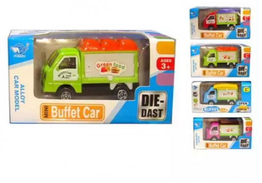 Автомобиль Наша Игрушка ТракBuffetCarMini игрушка