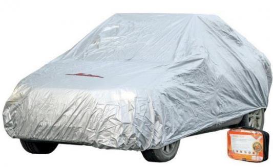 Чехол AIRLINE AC-FC-01 тент авто защитный 455х186х120см серый молния для двери универсальный