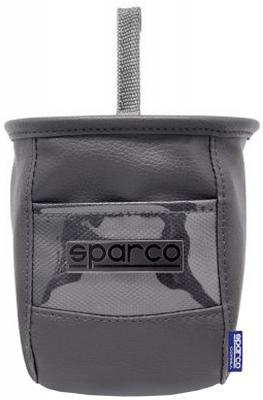 Органайзер SPARCO SPC/ORG-12 GY на решётку вентиляции прямоугольный 12.5х10.5х7см серый все цены