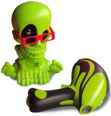 Купить Тир Johnny the Skull Джонни Черепок, разноцветный, 27 х 27 х 13 см., для мальчика, Игрушечное оружие