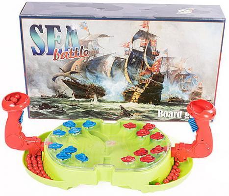 Настольная игра Морская битва magic the gathering настольная игра триумфальная битва издание истоки