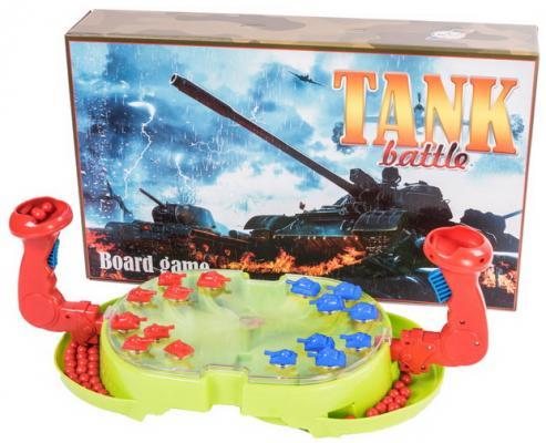 Настольная игра Танковая битва