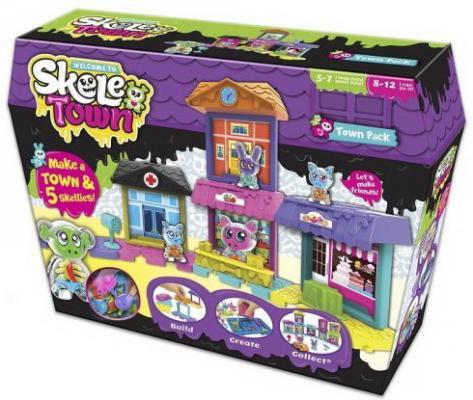 """Игровой набор Skeletown """"Скелетаун. Большой город"""" недорого"""