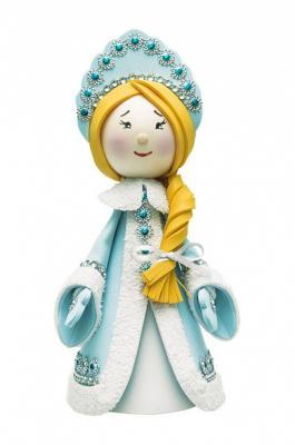 Набор для изготовления игрушек Волшебная мастерская Снегурочка от 3 лет