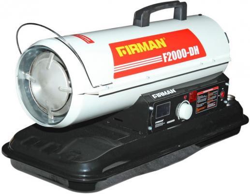 Тепловая пушка Firman F2000DH 17000 Вт термостат белый цена