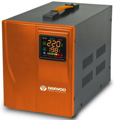 Стабилизатор напряжения DAEWOO DW-TZM2kVA 2кВт 140-270В 20мс кпд 95% защита от кз/помех 2х220В цена