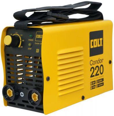 цена на Сварочный инвертор COLT Condor 220 (50030)