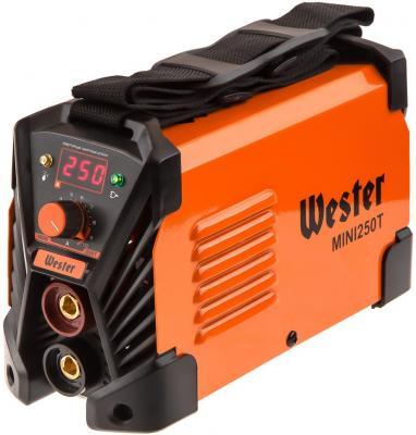цена на Инвертор сварочный WESTER MINI 250T 30-250A 155В ПВ60% 1.6-5.0мм
