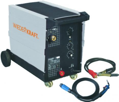 Сварочный полуавтомат WIEDERKRAFT WDK-620038 380В MIG/MAG 0.8-1.0мм 35-200А 380В набор wiederkraft wdk 65214