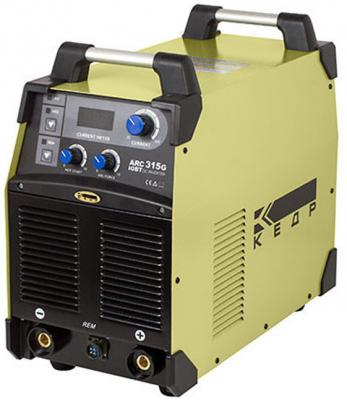 Сварочный аппарат КЕДР ARC-315G (7330012) 380b 10-300а аппарат воздушно плазменный резки кедр cut 40 b