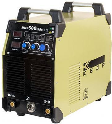 Купить со скидкой Сварочный полуавтомат Кедр MIG-500GF