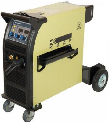 Сварочный полуавтомат КЕДР MIG-250GN (8001902) 380в 50–250а сварочный полуавтомат кедр mig 300gd