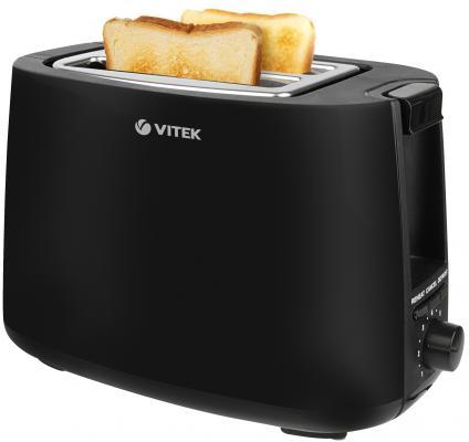 Тостер Vitek VT-7157 BK чёрный бритва vitek vt 2374 bk чёрный