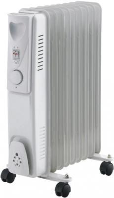 Радиатор WWQ RM03-2009  2000Вт 9секций 20м2 7.2кг защита от перегрева