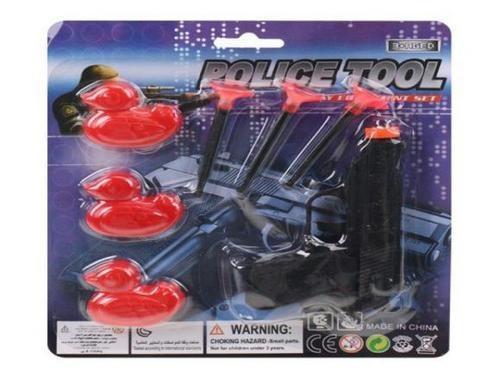 Игровой набор Наша Игрушка Police Tool 6 предметов 1set rc tool 6 in 1 multi function tool kits hex flat screwdriver for ocday